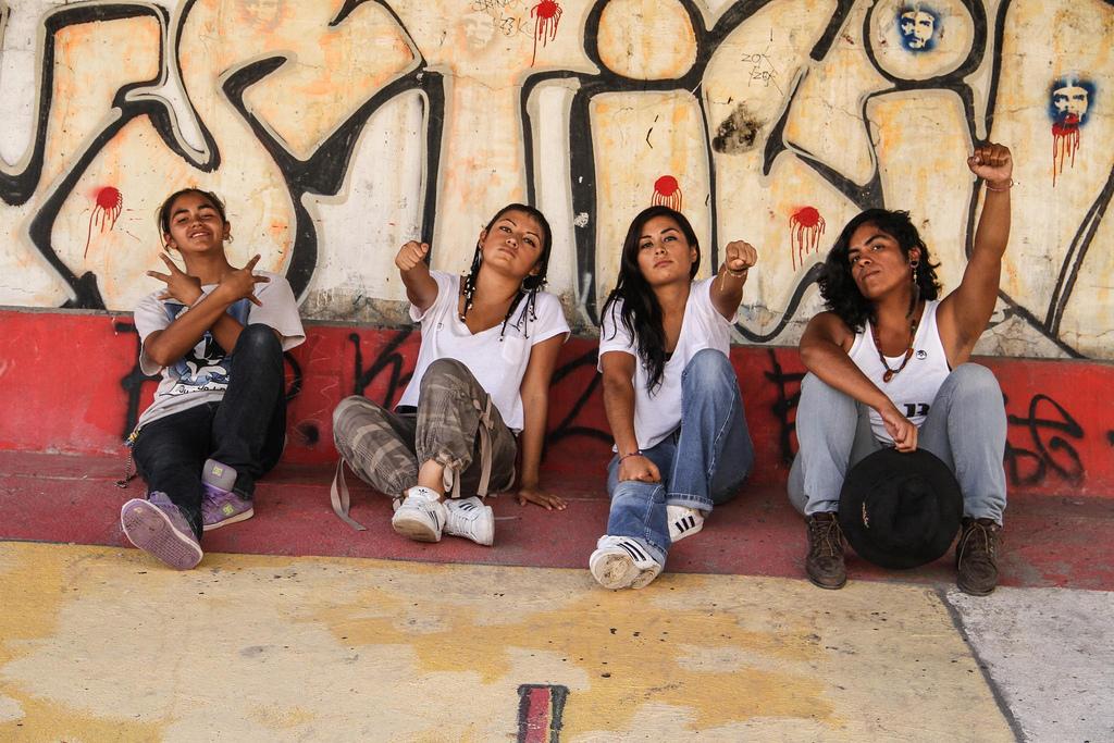 Besuch aus Mexiko 2014