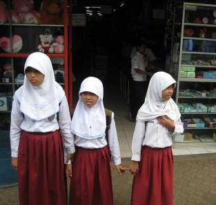 Islam, Sharia und Geschlechterverhältnisse in Indonesien