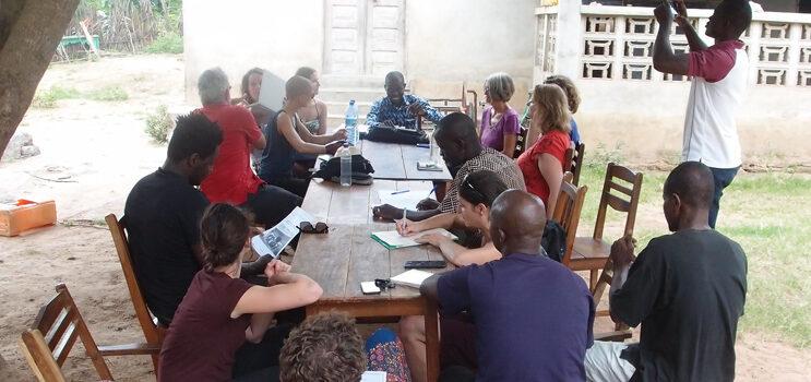 Benin – Dokumentation der Gesprächsrunden 2019