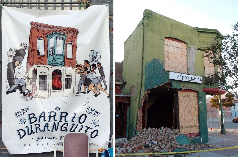 MEXIKO/USA – El Paso: Wem gehört die Stadt?