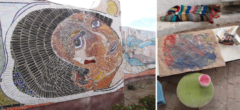 MEXIKO – Mago Gándara – Künstlerin an der Grenze
