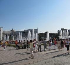 Kirgistan: Aktivismus für eine bessere Gesellschaft