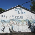 Landkampf und Internationale Menschenrechtsbeobachtung auf Zacate Grande