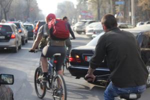 Radfahren in Bischkek