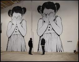 foto streetart verstecktes gesicht