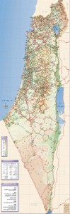 An All-Israel map